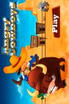 Angry Cowboys Gold Android screenshot 1/5