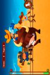 Angry Cowboys Gold Android screenshot 2/5