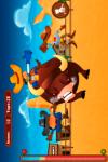 Angry Cowboys Gold Android screenshot 3/5