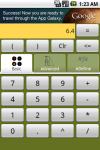 Advanced Scientific Calculator for Android screenshot 1/6