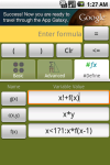 Advanced Scientific Calculator for Android screenshot 4/6