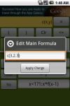 Advanced Scientific Calculator for Android screenshot 6/6
