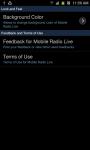 MobileRadioLIVE screenshot 5/6