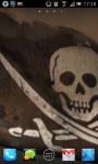 Pirate Flag Live Wallpaper screenshot 2/5