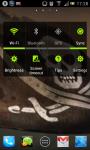 Pirate Flag Live Wallpaper screenshot 3/5