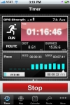Run Watch - GPS Running Watch for tracking, mapping and memorizing routes screenshot 1/1