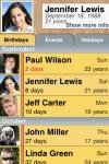 Events - birthdays & holidays organizer screenshot 1/1