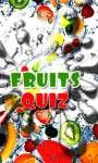 Fruits Quiz screenshot 1/6