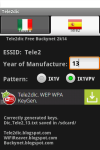 Tele2dic WEP WPA KeyGen screenshot 6/6