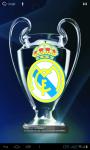 Real Madrid 3D Live Wallpaper FREE screenshot 1/4