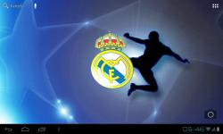 Real Madrid 3D Live Wallpaper FREE screenshot 4/4