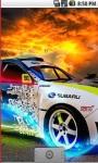Drag Fire Racing Live Wallpaper screenshot 2/5