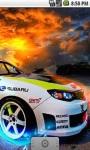 Drag Fire Racing Live Wallpaper screenshot 3/5