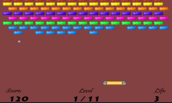 Bitcoin Breaker Arkanoid screenshot 1/3