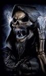 God Of Death Live Wallpaper screenshot 3/3
