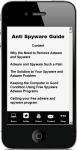 Anti Spyware screenshot 4/4