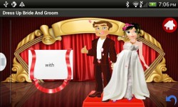 Dress Up Bride and Groom Free screenshot 3/5