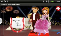 Dress Up Bride and Groom Free screenshot 5/5
