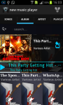 Mobile Music Player screenshot 4/6