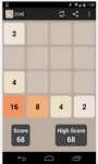 2048 by G70 screenshot 2/3