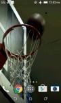 Basketball Shot Live Wallpaper screenshot 2/4