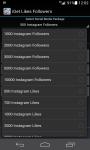 iGet Social Likes Followers screenshot 1/3