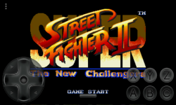 Super Street Fighter 2 The New Challengers - SEGA screenshot 2/4