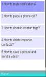 Facebook Messengers service screenshot 1/1