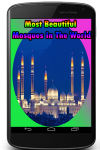 Most Beautiful Mosques In The World screenshot 1/3
