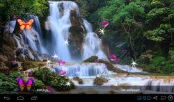 3D Waterfall Wallpapers screenshot 2/5