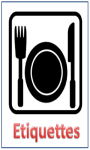 Restaurant Etiquettes  screenshot 1/1