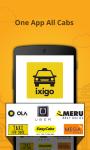 ixigo cabs- book taxi in India screenshot 1/6