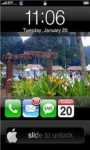 Phone Lock iphone Style screenshot 1/1