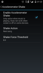 dMusic Shake MP3 Player screenshot 3/4