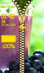 Juicy Zipper Lock Screen screenshot 5/6