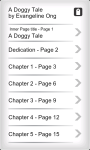 EBook -  A Doggy Tale screenshot 2/4