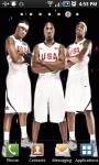 2012 Dream Team Live Wallpaper screenshot 1/3