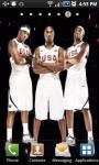 2012 Dream Team Live Wallpaper screenshot 2/3
