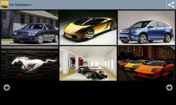 Free Car Wallpapers screenshot 1/6