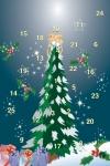 Advent Calendar 2010: Christmas Quotations for iPhone screenshot 1/1