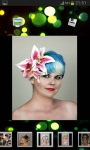 Decorate Hair with Flowers screenshot 2/6