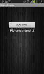 Motion Detector Free screenshot 2/5
