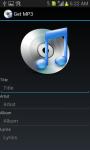 MP3 Music Finder Downloader screenshot 1/4