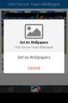 USA Soccer Team Wallpaper screenshot 5/5