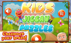 Kids Jigsaw Puzzles - puzzle screenshot 4/6
