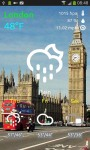 Weather London Forecast screenshot 1/4