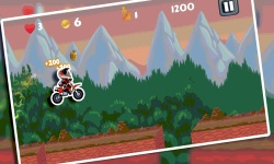 Moto Xtreme : Hill Race Mayhem screenshot 3/5