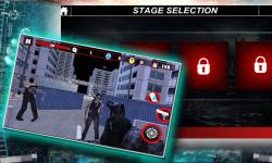 Shoot Crazy Zombie In City screenshot 2/3