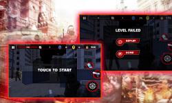 Shoot Crazy Zombie In City screenshot 3/3