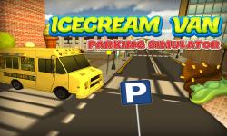 Icecream Van Parking Simulator screenshot 1/5